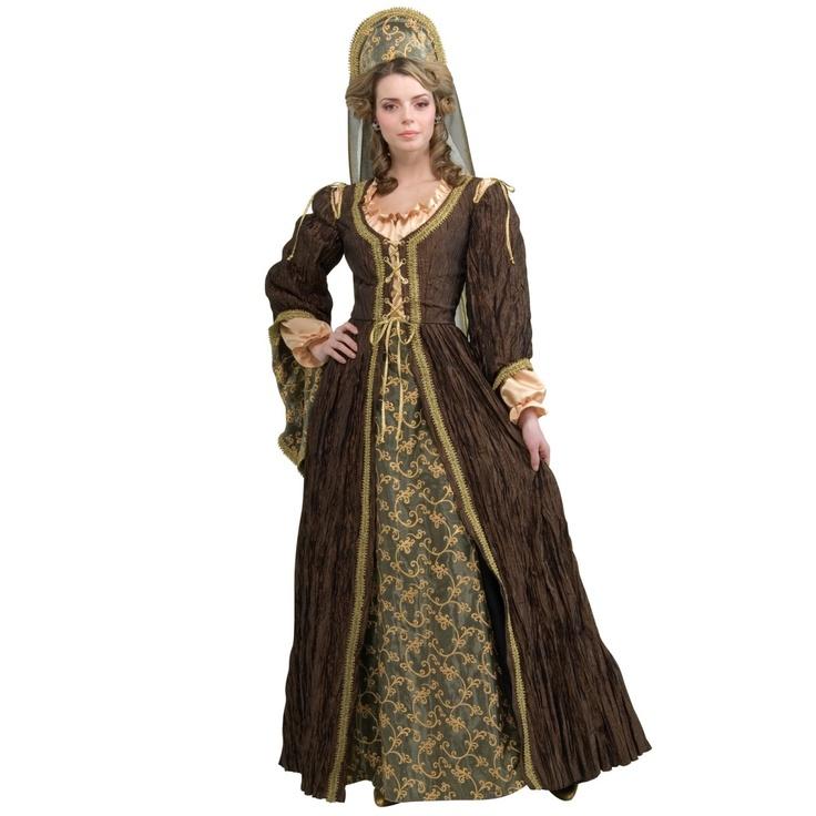Renaissance Faire Wedding Dress Gown Costume History Mccalls: 84 Best Ideas About Madrigals On Pinterest