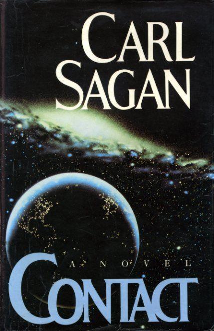 """""""Contact: a novel"""" PS3569.A287 C6 1986"""