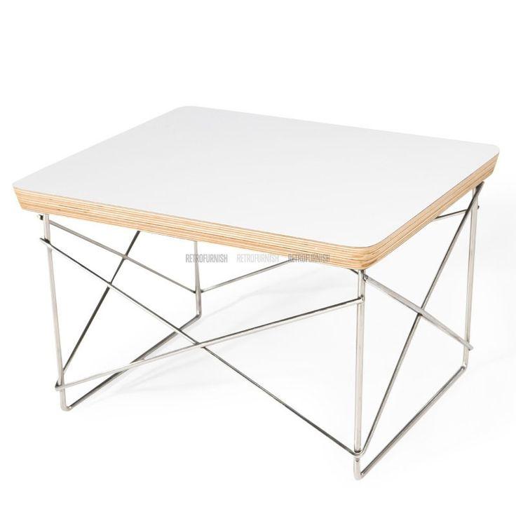 Plywood Coffee Table geinspireerd door Charles Eames - Replica design meubelen