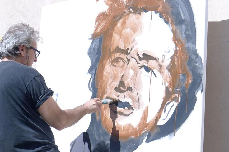 Dipinto LIVE Sarzana 2013. #arte #quadri #art #paintings #francori #modena #musica #music  Visita il mio sito: www.francori.it