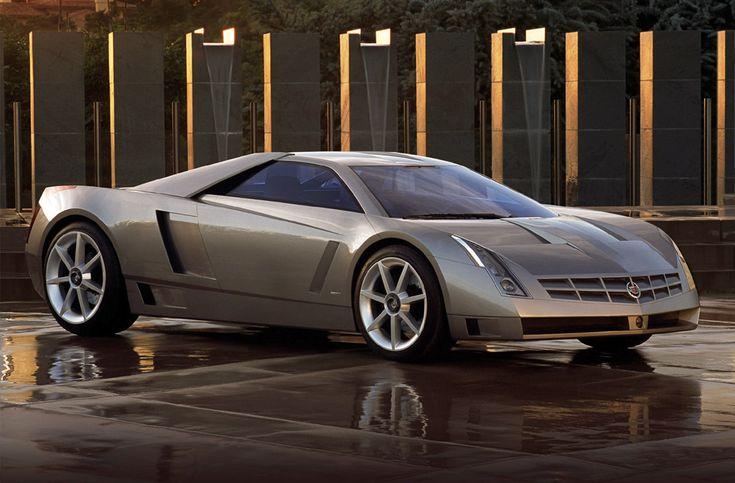 Cadillac Cien - Repinned by Surviving #Mesothelioma http://www.survivingmesothelioma.com