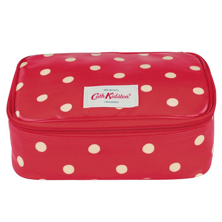Outdoors | Spot Lunch Bag | CathKidston