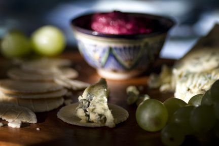 Cheese Plater - By Alycia Rowe