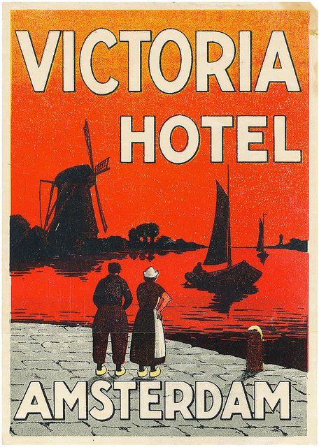 Amsterdam - Hotel Victoria