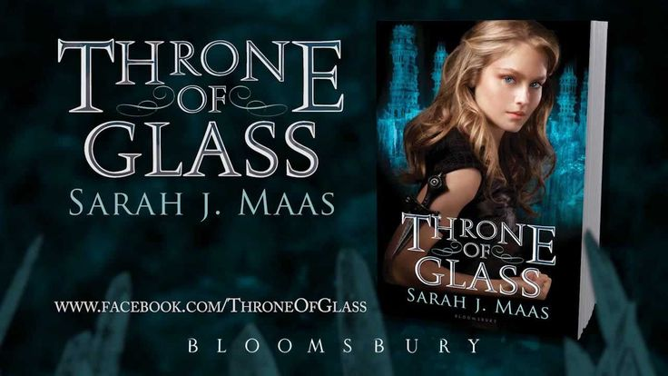 Throne of Glass by Sarah J. Maas Book Trailer