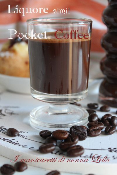 Liquore simil Pocket Coffee