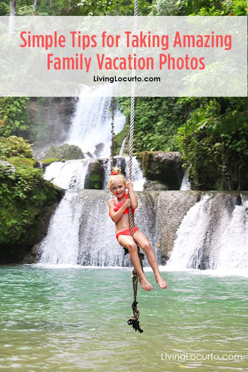 7 Simple Tips for Taking Amazing Family Vacation Photos by LivingLocurto.com