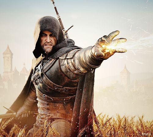 The Witcher 3: Wild Hunt, Geralt of Rivia