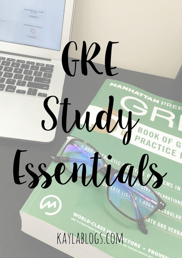 This post has all of the GRE study essentials you'll need! Featuring my favorite computer glasses for studying and taking online exams.
