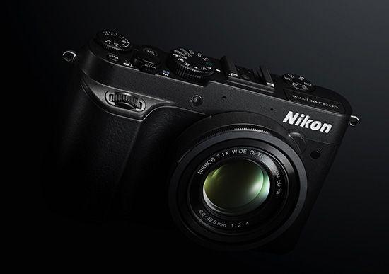 Nikon Coolpix P7700 firmware update 1.2