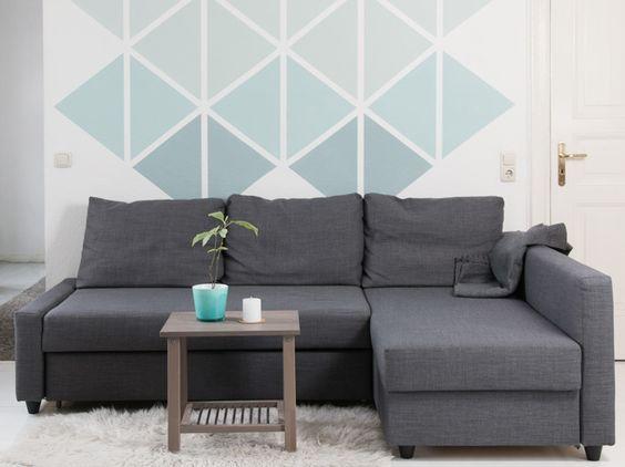 die besten 25 wand streichen ideen ideen auf pinterest w nde streichen tapete streichen und. Black Bedroom Furniture Sets. Home Design Ideas