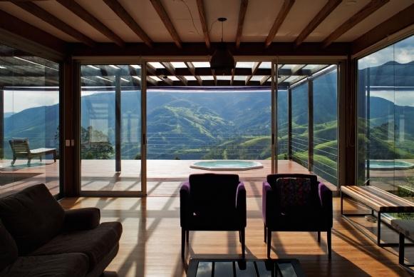 Residência em São Francisco Xavier – SP  Nitsche Arquitetos Associados - Home