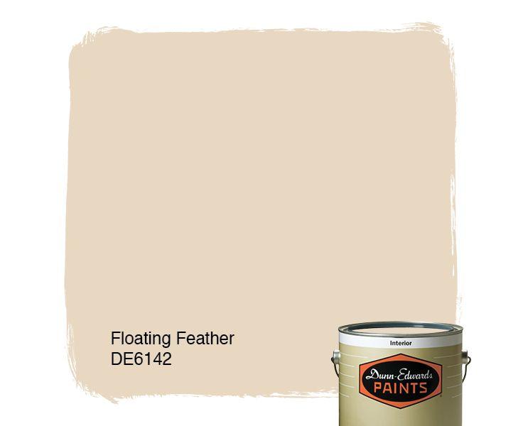 Dunn Edwards Paints Paint Color Floating Feather De6142