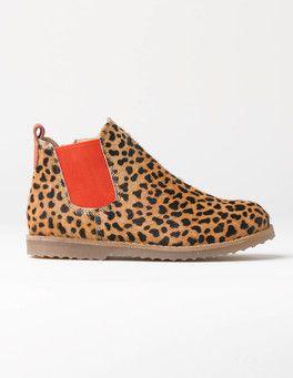 Cheetah Chelsea Boots Boden