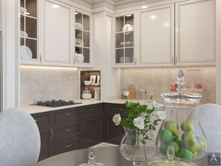 Кухня - одно из самых любимых и уютных мест в доме. Ведь именно кухня собирает за одним столом всех членов семьи.