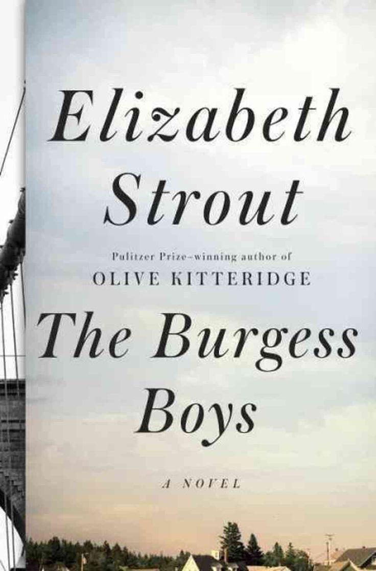 The Burgess Boys By Elizabeth Strout Ebook
