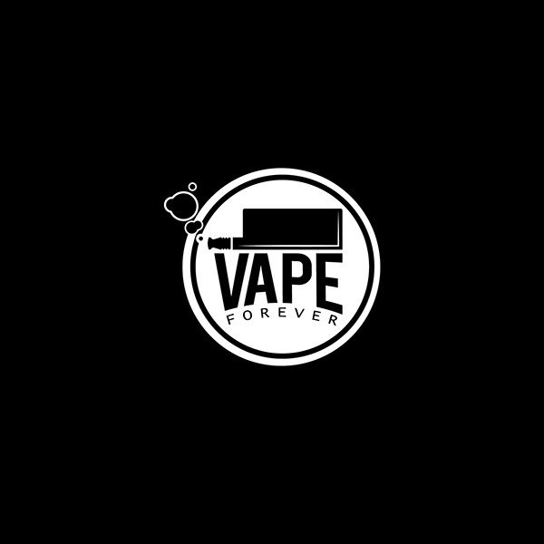 I Vape Logo Design on Wacom Gallery