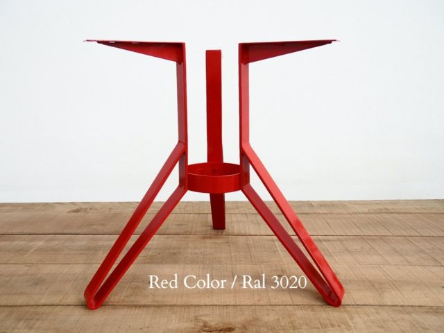 Color Red RAL 3020