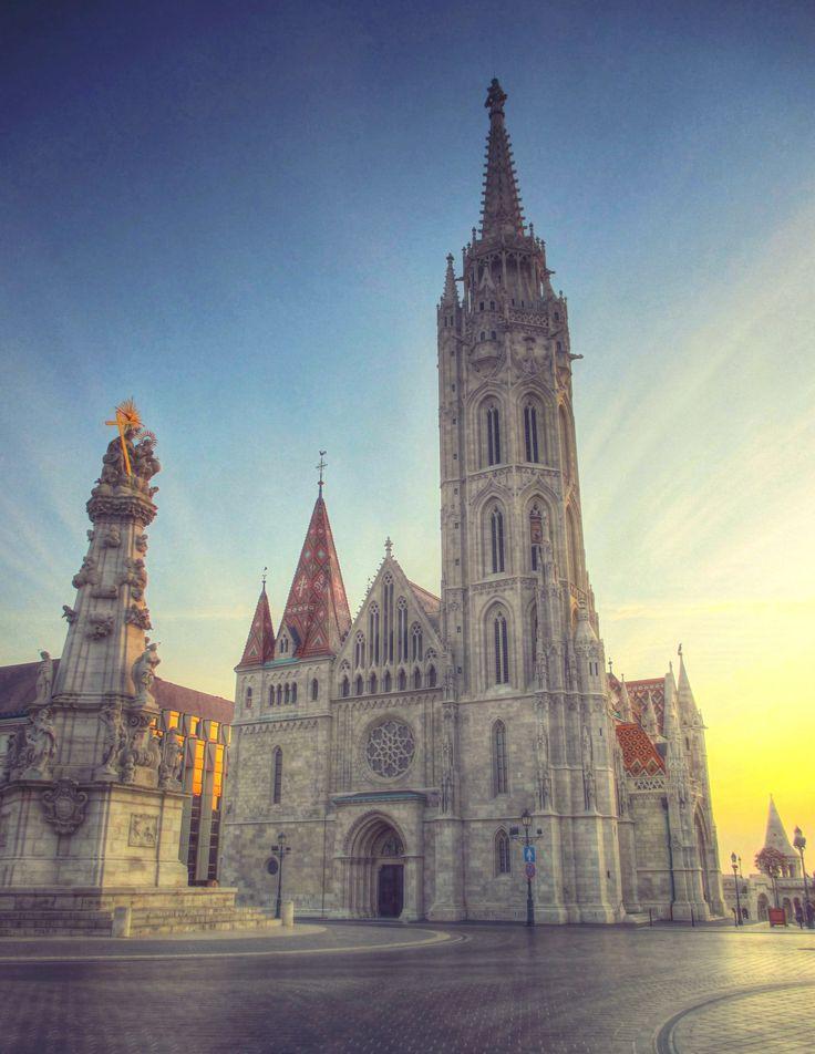 https://flic.kr/p/ZqebkV | Mátyás templom-Budapest/Matthias Church-Budapest