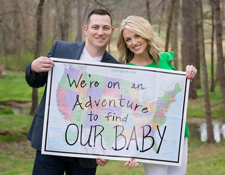 Adoption rather than maternity pics