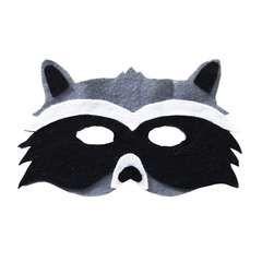 Djurmasker av hobbyfilt  Gör ansiktsmasker i olika djurskepnader. Perfekt till maskeraden eller kanske som ett pyssel på kalaset. Eller varför inte som dekoration på väggen?