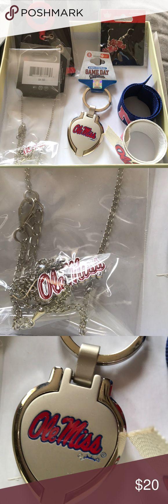 Ole Miss jewelry and etc Ole Miss jewelry and etc Jewelry Bracelets