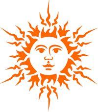 Diseños de plantilla celeste desde Stencil Unido
