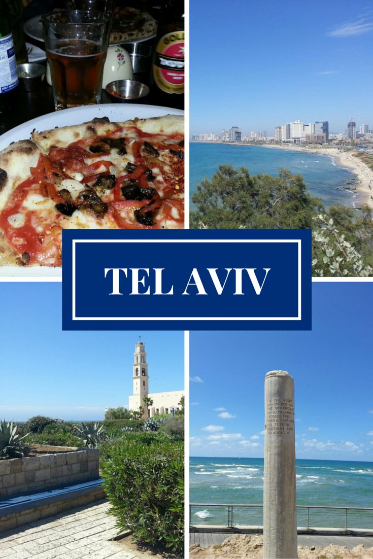 Tel Aviv is one of Israel's major cities on the Mediterranean coast. With great beaches and an exciting nightlife, you want to plan your next trip here. Read about our experience traveling to Tel Aviv, Israel for great travel tips and travel inspiration.