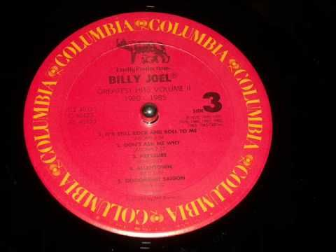 Billy Joel Greatest Hits Vol I & II  http://1502983.talkfusion.com/product/connect/