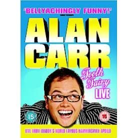 http://ift.tt/2dNUwca | Alan Carr Tooth Fairy Live DVD | #Movies #film #trailers #blu-ray #dvd #tv #Comedy #Action #Adventure #Classics online movies watch movies  tv shows Science Fiction Kids & Family Mystery Thrillers #Romance film review movie reviews movies reviews