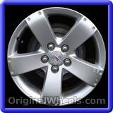 Chevrolet Captiva Sport 2012 Wheels & Rims Hollander #6600 #Chevrolet #Captiva #ChevroletCaptiva #2012 #Wheels #Rims #Stock #Factory #Original #OEM #OE #Steel #Alloy #Used