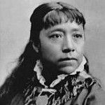 "Sarah Winnemucca (1844-1891) In the first known copyrighted book by a Native American woman, Life Among the Piutes: Their Wrongs and Claims, Winnemucca documented her Paiute people's initial encounters with white explorers. The settlers, she wrote, ""came like a lion, yes, like a roaring lion, and have continued so ever since."" One of the first Paiutes to learn English, she spent her life as an interlocutor, lecturer, activist for Native rights, school organizer and author, working to protect…"