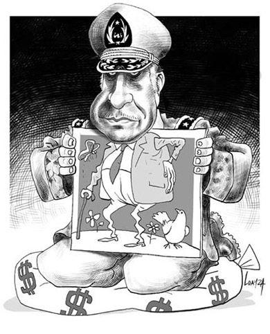 """Dictadura chilena : reportaje de 1 minuto + artículo """"Es el jucio por violaciones de los derechos humanos más numeroso de la historia de Chile.""""  => http://www.rtve.es/noticias/20080527/comienza-chile-procesamiento-mas-numeroso-represores-dictadura-pinochet/65970.shtml"""