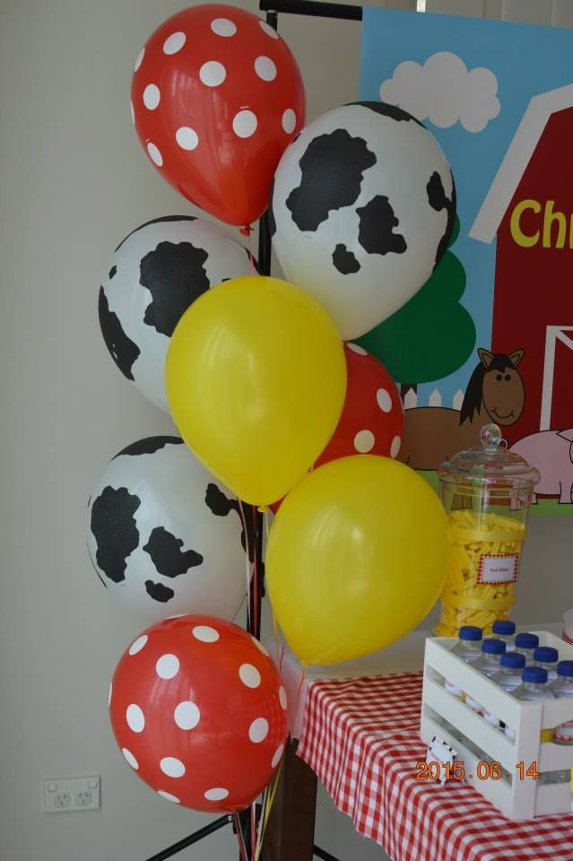 Little Wish Parties | Farmyard Party | https://littlewishparties.com