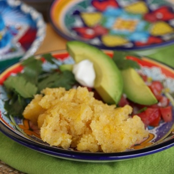 SIDE DISH /MEXICAN SWEET CORN CAKE, FROM OUR BEST BITES- HAPPY CINCO DE MAYO