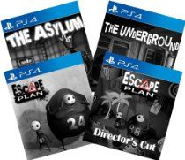 Escape Digital Bundle: Game + 3 DLCs - PS4 [Digital Code]// read more >>> http://astore.amazon.com/usa97-20/detail/B00H9HRY0G/