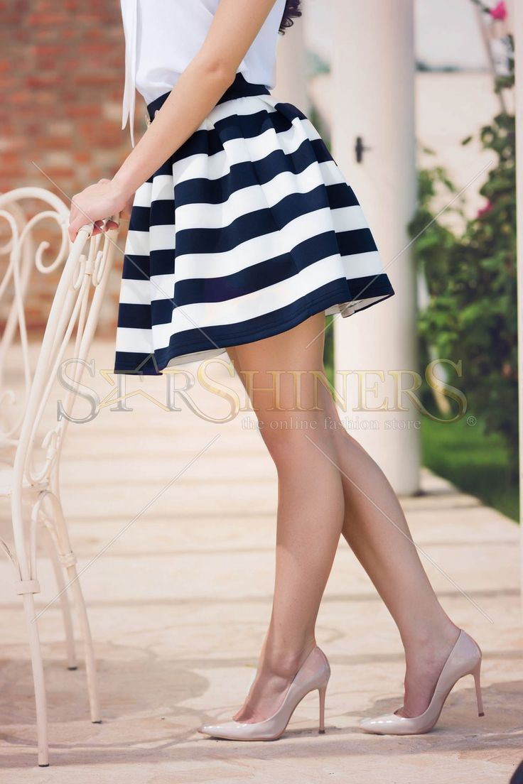 Fofy Mainly Special DarkBlue Skirt