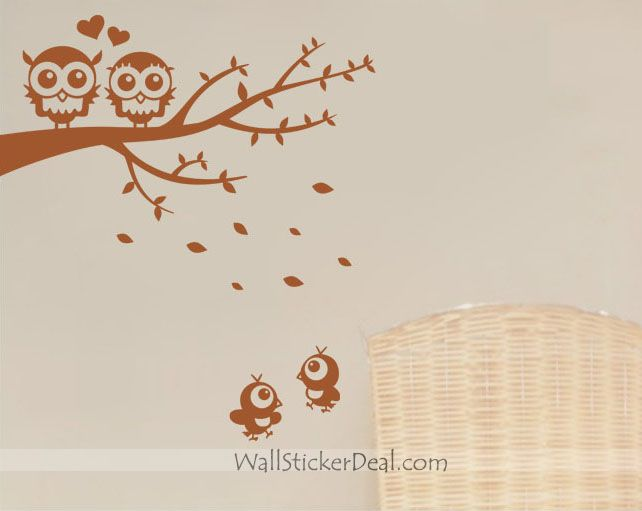 ... Kids Wall Decals on Pinterest  Wall stickers, Stickers and Tree wall