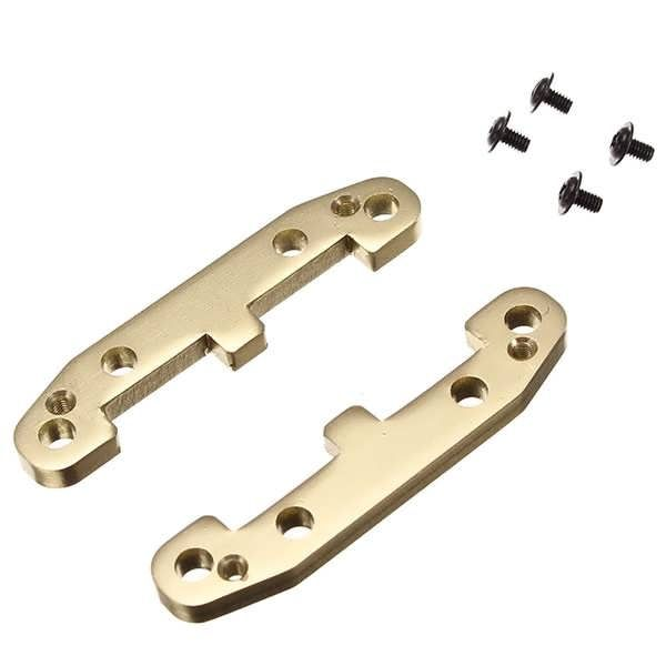 JLB Racing CHEETAH 1/10 Brushless RC Car Arm Holder EA1005      Description: Brand: JLB Item: Arm Holder Item No.: EA1005 Material: Metal Usage: For JLB Racing 1/10 RC Car Package Included: 1 × Arm Holder