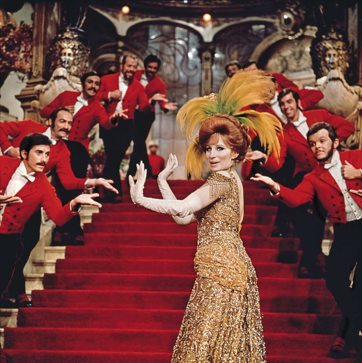 Hello, Dolly! 1969 | Streisand: In the Camera Eye (Abrams) | Twentieth-Century…