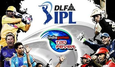 DLF IPL T20 Cricket Game Free Download