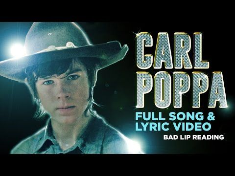 """""""CARL POPPA"""" — Lyric Video - YouTube    at the start is what I was trying to find to show u. @boopdeloop"""