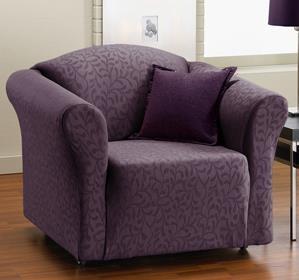 7 best Purple Aubergine Furniture Slipcovers - Fresca & Hanover ...