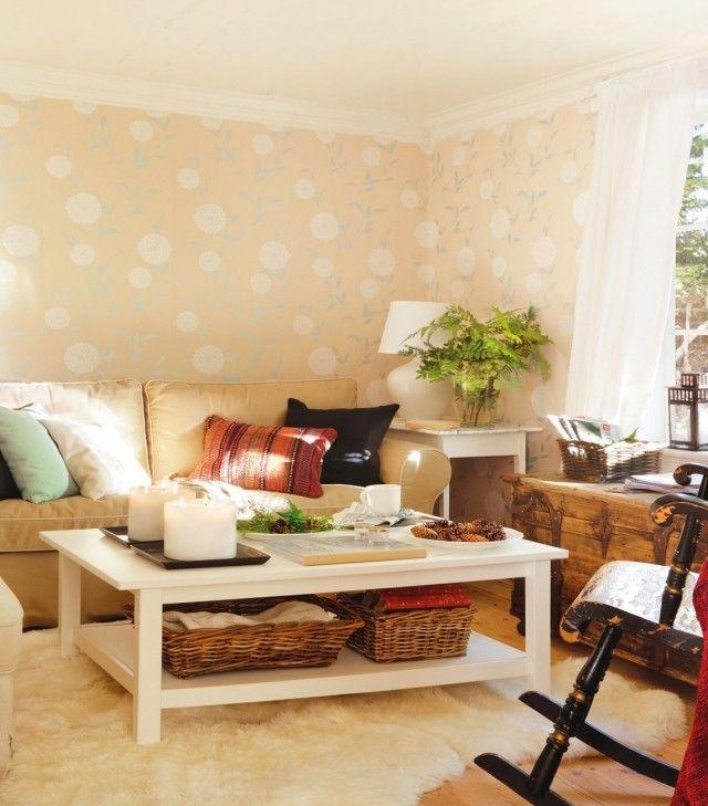 Die besten 25+ Rustikale schaukelstühle Ideen auf Pinterest - wohnzimmer in landhausstil