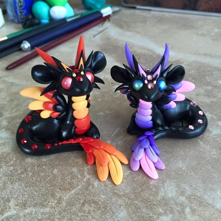 Angel dragons by Dragons&Beasties