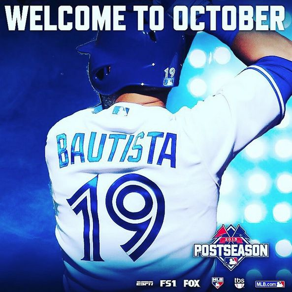 Throwback to 1993? The Jays are headed to the postseason.
