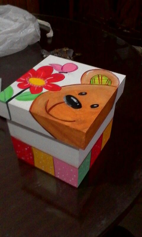 Caja oso
