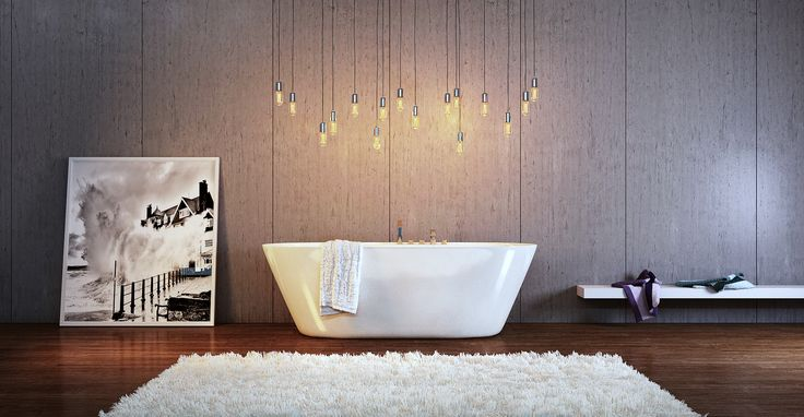 Визуализация ванной комнаты от A1 Design Interior Visualization By A1 Design