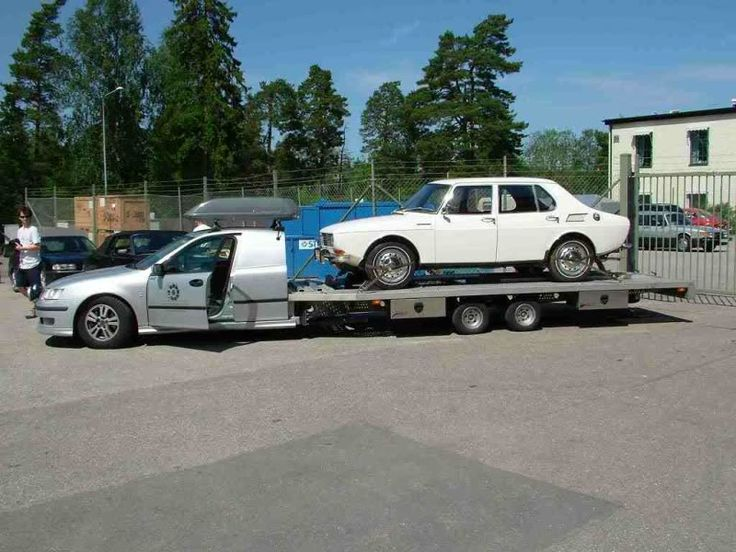 Saab car transporters (Solstad) | Retro Rides              6x6 in the world     by: www.01a-teamservice.com