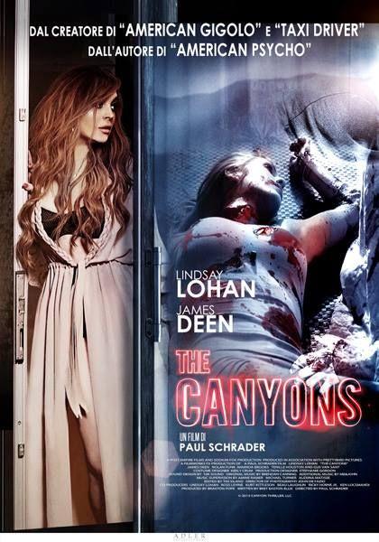 #THECANYONS #DVD BY #DVDLAB DISTRIBUITO DA @Kmedia2